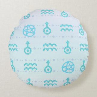 Pastel Aquarius Pillow