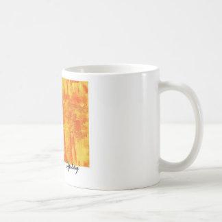 Pastel artwork mug
