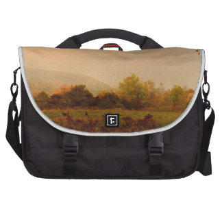 Pastel Autumn Morning Commuter Bags