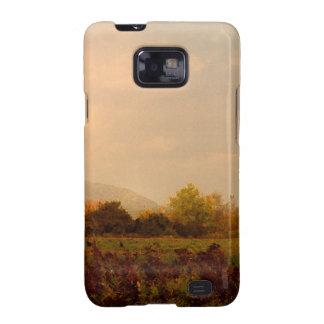 Pastel Autumn Morning Samsung Galaxy S2 Case