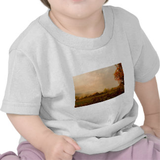 Pastel Autumn Morning Tee Shirt