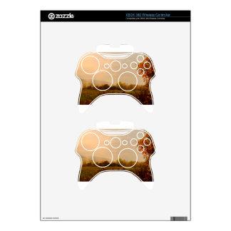 Pastel Autumn Morning Xbox 360 Controller Skin