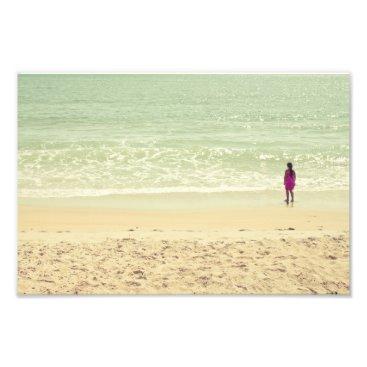 Beach Themed Pastel Beach Photography Photo Print