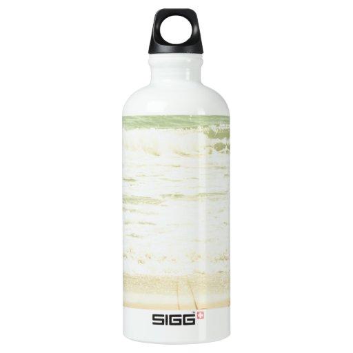Pastel Beach Photography SIGG Traveler 0.6L Water Bottle
