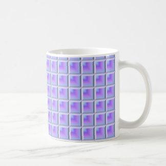 Pastel Bevel Classic White Coffee Mug