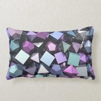 Pastel Bling Throw Pillow
