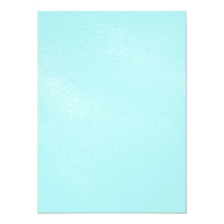Pastel Blue Leather Look Card