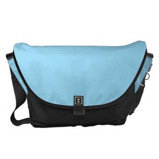 Pastel Blue Messenger Bags