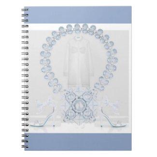 Pastel Blue Notebook