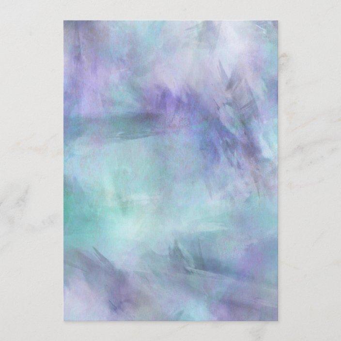 Pastel Blue Purple Watercolor Background Zazzle Com