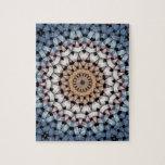 pastel blue puzzle