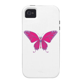 PASTEL BUTTERFLY iPhone 4 CASES