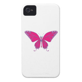 PASTEL BUTTERFLY Case-Mate iPhone 4 CASES