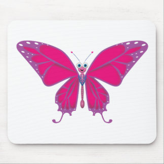 PASTEL BUTTERFLY MOUSEPADS