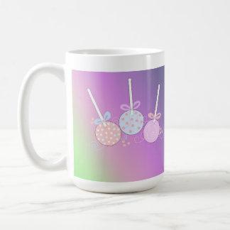 Pastel Cake Pops Coffee Mug