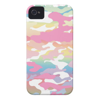 PASTEL CAMO - BLACKBERRY BOLD Case-Mate Case
