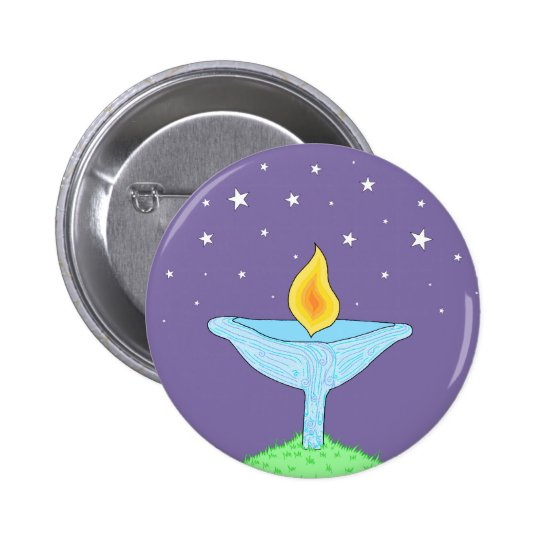 Pastel Chalice Pin / Button