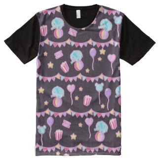 Pastel Circus T Shirt