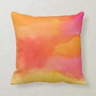 Pastel Clouds Pillow
