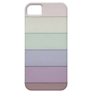pastel color background iPhone SE/5/5s case