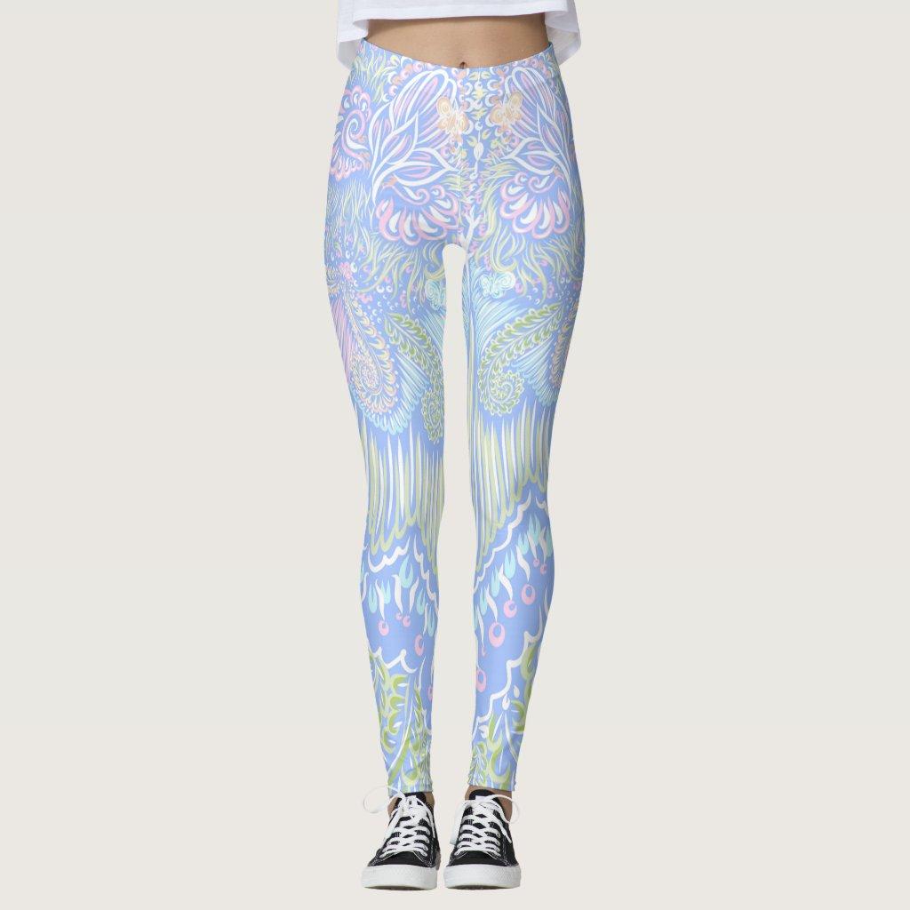 Pastel Color Flow Pattern