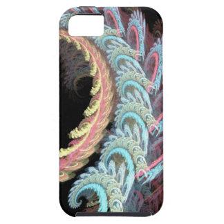 Pastel Color Paisley Fractal Art Design Gifts iPhone SE/5/5s Case