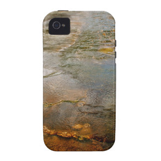 PASTEL COLORED VOLCANIC MINERALS IN YELLOWSTONE VIBE iPhone 4 COVER