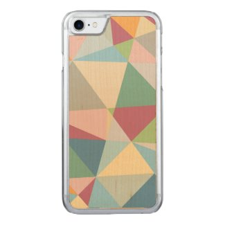 Pastel Colorful Modern Abstract Geometric Pattern