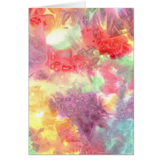 Pastel colorful watercolour background image cards
