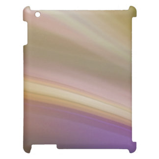 Pastel Colors Abstract Case For The iPad