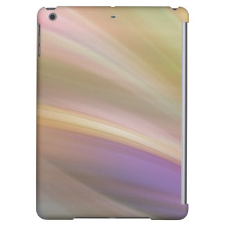 Pastel Colors Abstract iPad Air Case