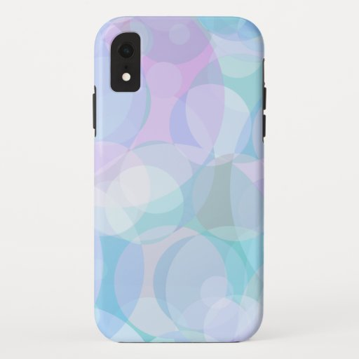 Pastel Colors Modern Abstract Case-Mate iPhone Cas