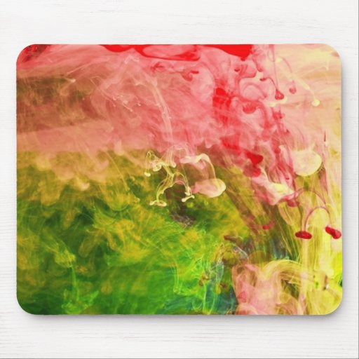 Pastel Colors Mouse Pad