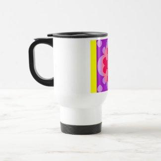 pastel colors mug
