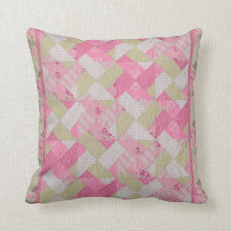 Throw Pillow Quilt Pattern : Quilters Pillows - Decorative & Throw Pillows Zazzle