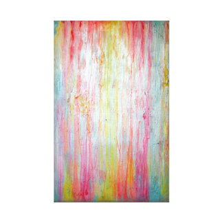 Pastel colors wall art