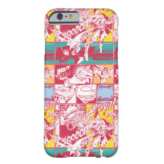 Pastel Comic Art Barely There iPhone 6 Case