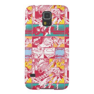 Pastel Comic Art Galaxy S5 Case