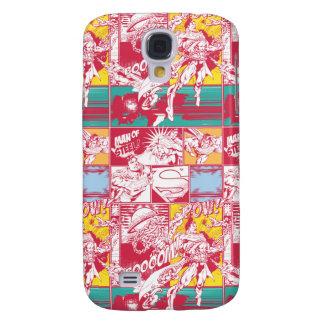 Pastel Comic Art Samsung Galaxy S4 Covers