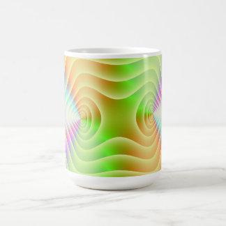 Pastel Contours Mug
