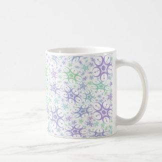 Pastel Crop Circle Coffee Mug