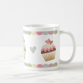 Pastel Cupcakes Mug