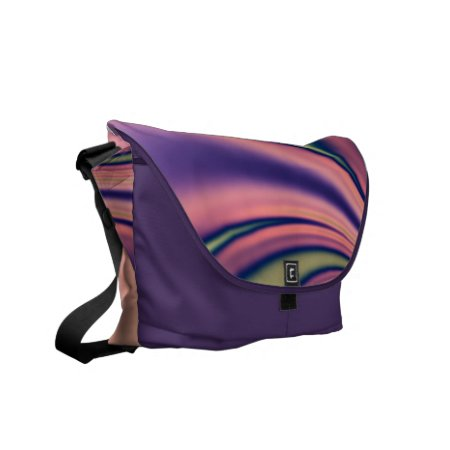 Pastel Days Messenger Bag