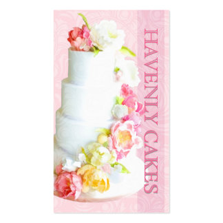 Pastel de bodas de los peonies de PixDezines/fondo Tarjetas De Visita