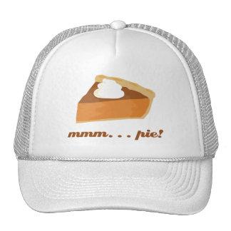 ¡Pastel de calabaza -… empanada mmm! Gorra