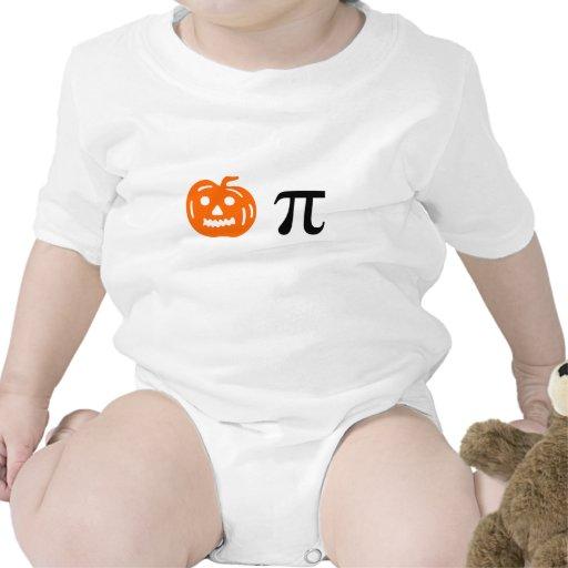 Pastel de calabaza traje de bebé