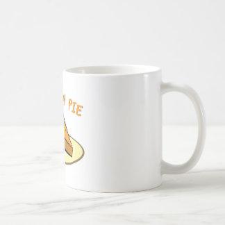 Pastel de calabaza taza