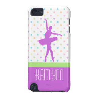 Pastel Dots Dance iPod Touch 5 Case iPod Touch (5th Generation) Covers