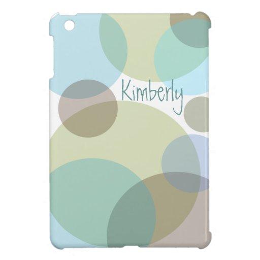 Pastel Dots Mini iPad Case