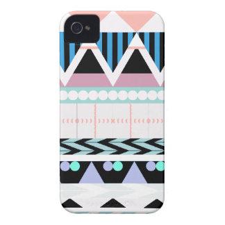 Pastel Dreamy Aztec 1 iPhone 4 Case